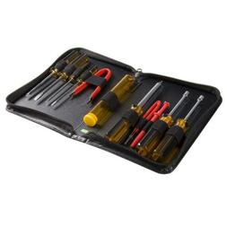 11 Piece PC Computer Tool Kit with Carrying Case Repair