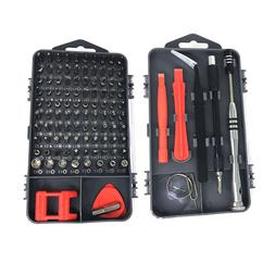 112 in 1 Screwdriver Set PC Cell Phone Maintenance <font><b>