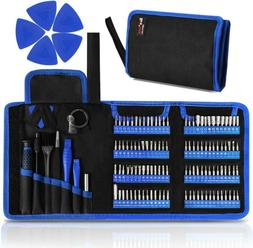 Kaisi 126 in 1 Precision Screwdriver Set with 111 Bits Magne