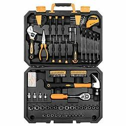 128 piece tool set general household hand