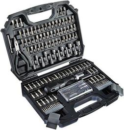 151-piece Gunsmiths Screwdriver Bits Set Wheeler Firearm Too