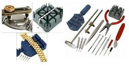 16 Pieces Watch Tool Kit, Common Use Generic Watch Repair To