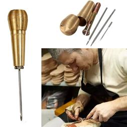 1sets Sewing Shoe Repair Tool Sewing Tools Needle Awl Leathe
