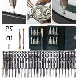 25 in 1 Precision Torx Screwdriver Cell Phone Repair Tool Ki