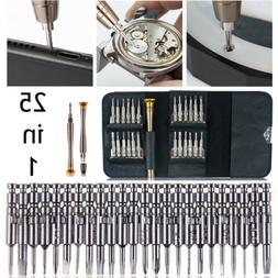 25 in 1 Precision Torx Screwdriver Set Cell Phone Repair Too