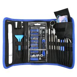 Blue_86 In 1 Magnetic Precision Screwdriver For Phone PC Kit