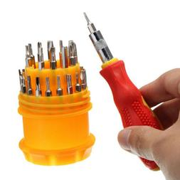 31 in 1 Precision Magnetic Mini Screwdriver Set Phone Repair