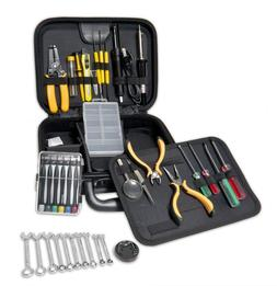 41 Pieces Professional Workstation Repair Tool Kit, PU Carry