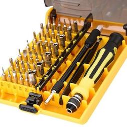 45in1 Precision Torx Screw Driver Tweezers Mobile Kit Cell P