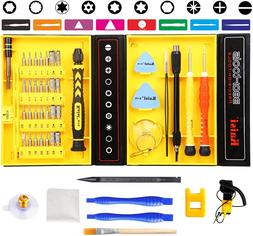 Kaisi 46-Piece Precision Screwdriver Set with Magnetic Drive