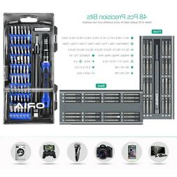 49 and 60in1 magnetic precision screwdriver set