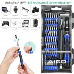 60In1 Magnetic Precision Screwdriver For Phone PC PS4 Repair