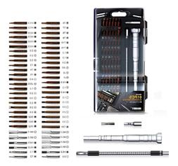 61 in 1 S-2 Bits Precision Screwdriver Set Professional Repa