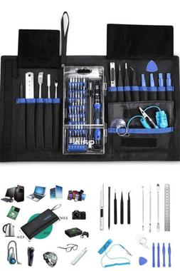 ORIA 76 pc Screwdriver Set Magnetic Driver Kit Professional