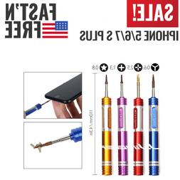 Repair Opening Pry Tools Screwdriver Kit Set Cell Phone iPho