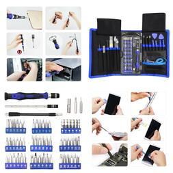 80 in 1 Repair Tool Set Kit For PC Laptop Phone Tablet Watch