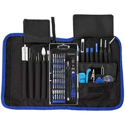 81 in 1 Professional Electronics Magnetic Driver Kit with Po