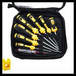 Professional Screwdriver Set ,8 Pieces Phillips and Slotted
