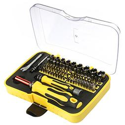 VOXON Screwdriver Set, Precision Repair Tool Kit, 70 in 1 wi