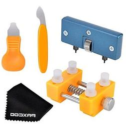 Wrist Watch Repair Battery Replacement Back Remover Tool Kit