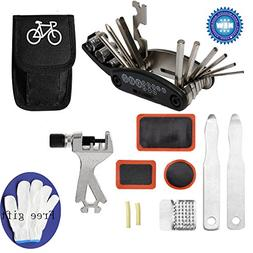 Bicycle repair kit, bicycle tool kit,bicycle tools,bicyc