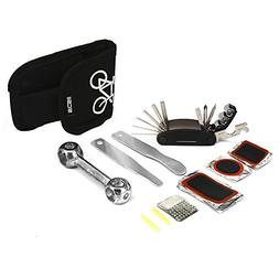 SCS ETC Bike Mechanic Repair Tool Kit Set, 16 in 1 Multi-Fun