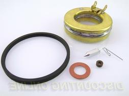 CARB REPAIR KIT FLOAT FITS TECUMSEH 631021 & 632019 NEEDLE F