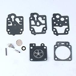 HIPA Carburetor Repair Kit Gasket Diaphragm # K10-WYC for WY