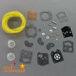 Carburetor Repair Rebuild Kit For Craftsman 2.0 WA19A WT3 WT