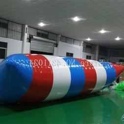 Cheaper Price 7*3m 0.9mmPVC Material Water Jumping Pillow In