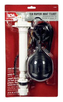 "Complete Toilet Tank Repair Kit ~ Adjusts 10"" to 14"""