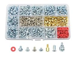 TOVOT 766 PCS PC Computer Screws Standoffs Set Computer Scre
