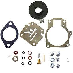 Deluxe Venom Brand Carburetor Carb Rebuild Repair Kit w FLOA