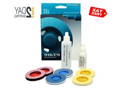 dvd cd disc cleaner reconditioner replacement kit