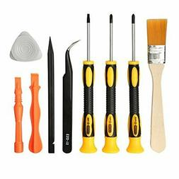 e durable complete screwdriver set repair cleaning