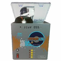 JFJ Eyecon 110-Volt Mini One-Step CD/DVD Repair Machine