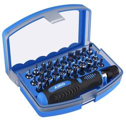 <font><b>ORIA</b></font> 31 in 1 Precision Screwdriver Set E