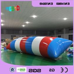 Free Shipping 7*3m Inflatable Water Pillow Inflatable Water