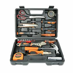 General Household Home Repair and Mechanic's Hand Tool Kit T