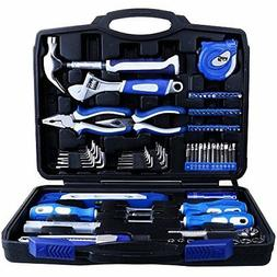 Vastar 102 Piece Home Repair Tool Kit, General Household Too