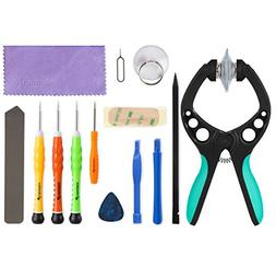 iPhone Tool Kit, Fosmon 14 Pieces Tool Repair Kit, Includes