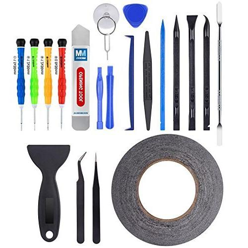 1 repair opening kit screwdriver
