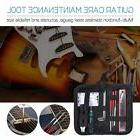 10pcs multifunction guitar repair kit maintenance tools