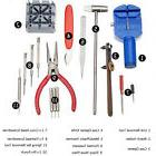 16 Pieces Watch Repair Tool Kit Set Pin Strap Remover Batter