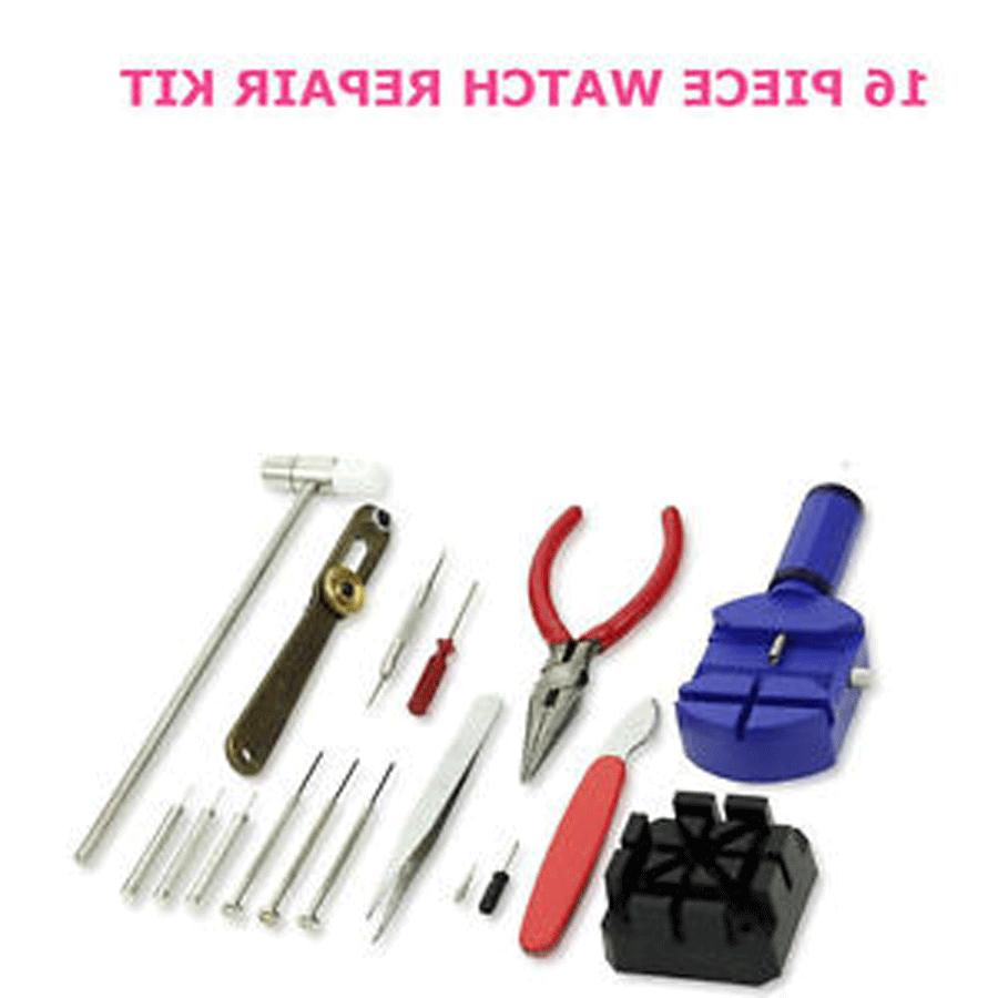 16pcs Tools Pin Strap Link Back Opener Remover New