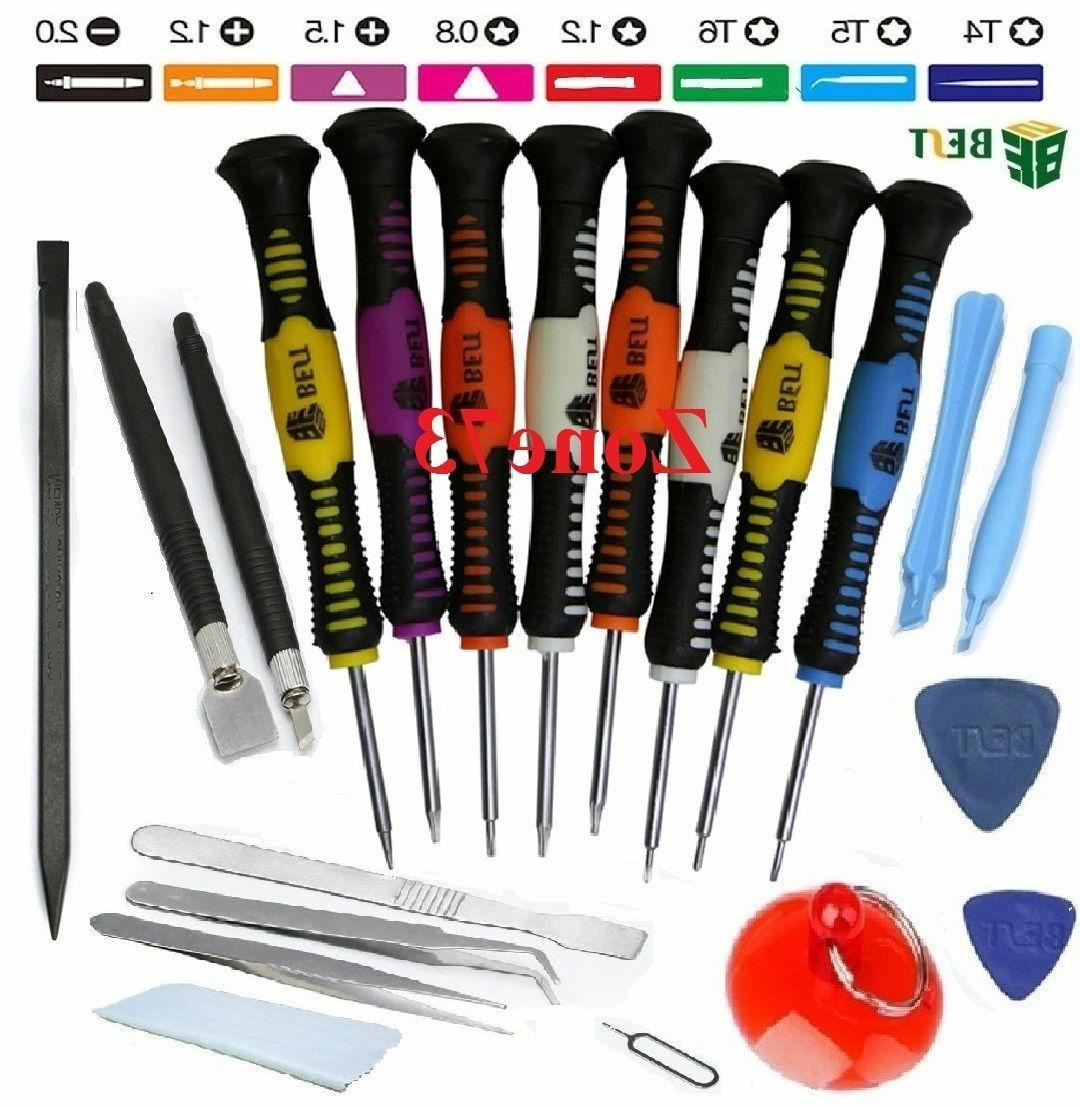 21 in1 Kit Repair Opening Pry Screwdriver Tool Set For iPhon