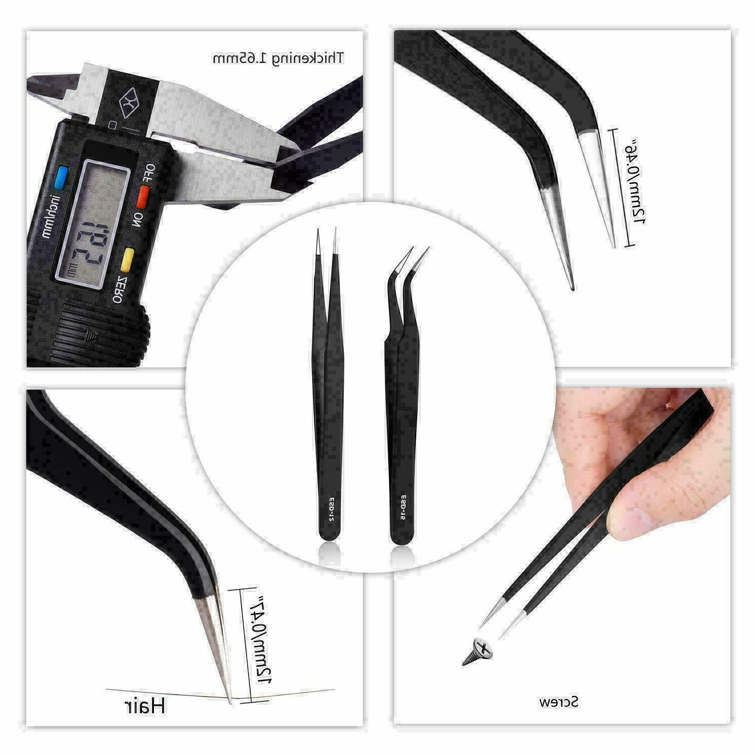 25 Pcs Professional Tools Kit iPhone Tablets Cell Phone Computers
