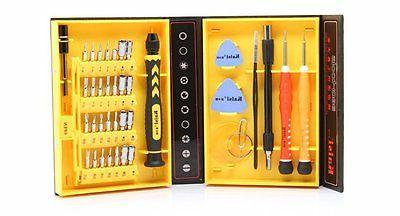 38 Tool Set - Complete Kaisi KS 3801  Screw Driver Tool For