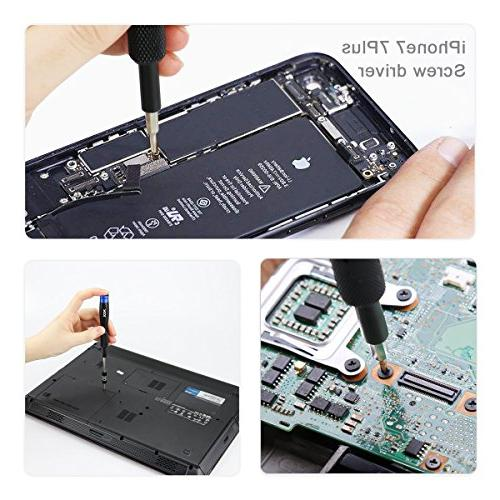 58 1 Precision Screwdriver Kit with Electronics f with Portable for Repair Phone, and Other