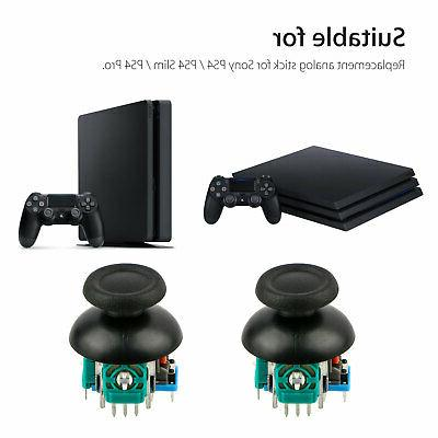5Pack Joystick Repair Sony / Slim / PS4